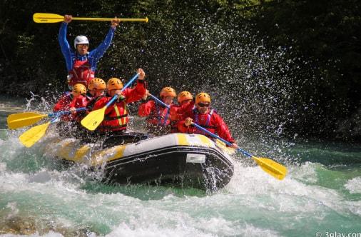 Zehra Otel Rafting